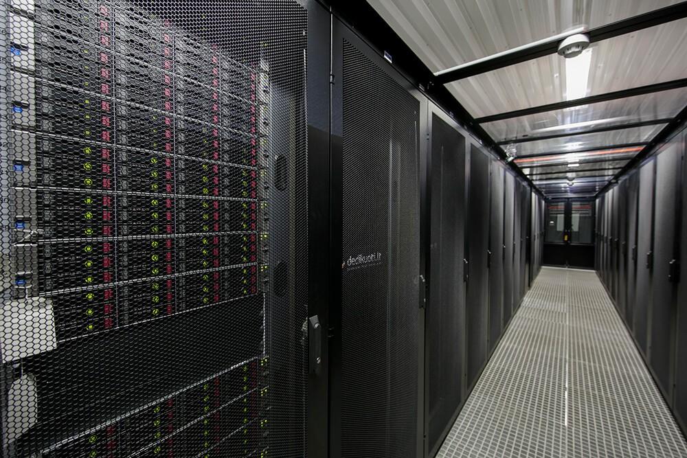 Размещение серверов за границей