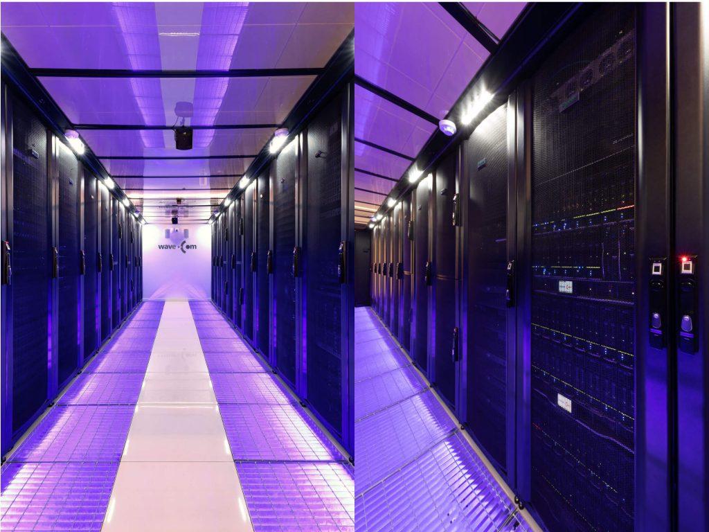 Дата центр Wavecom - сервера в Эстонии