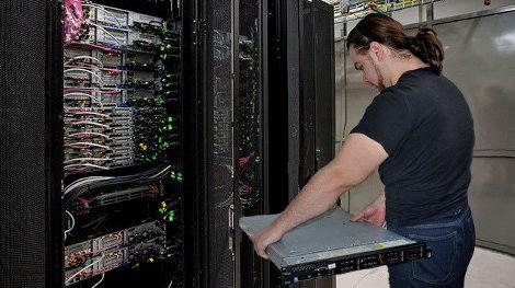 Размещение серверов в зарубежных дата-центрах