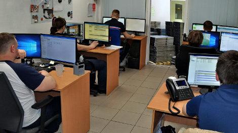 Техническая поддержка компьютерной техники и серверов